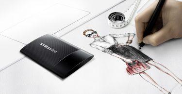 Samsung SSD T1
