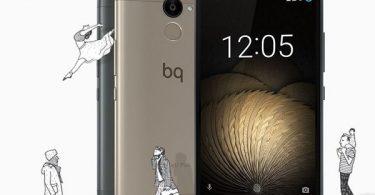 nueva gama de smartphones Aquaris U.