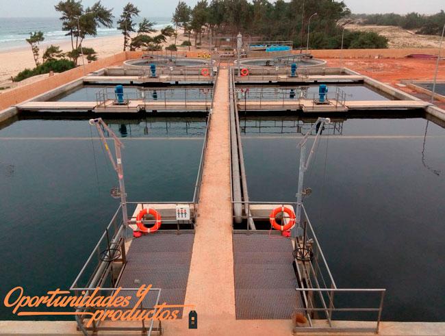 Eurofinsa: proyectos relacionados con el agua