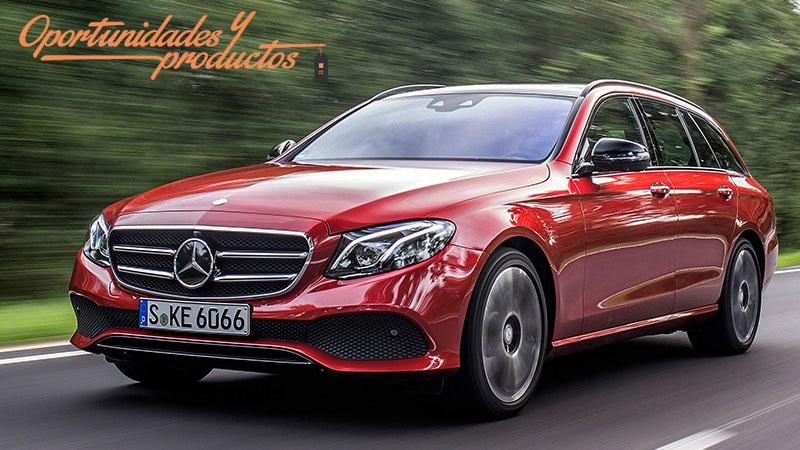 Mercedes Clase E Estate en concesionario luis batalla