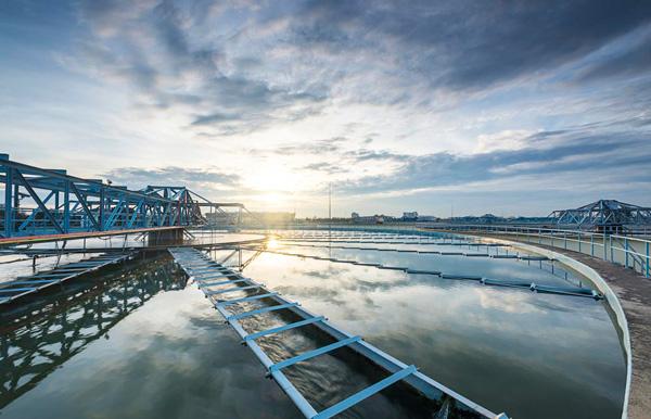 Eurofinsa realiza diferentes proyectos de tratamiento de aguas en Asia