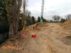 La constructora Seranco reformará un campo de rugby en Madrid