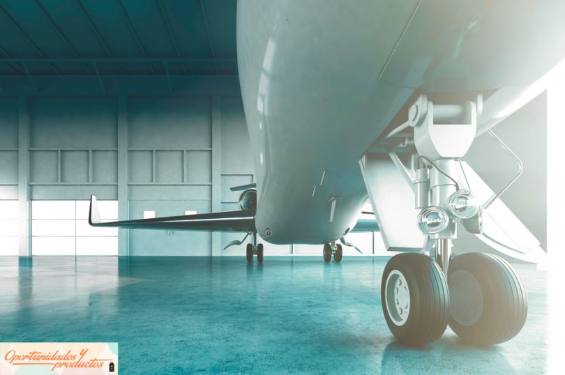 Eurofinsa construye un hangar