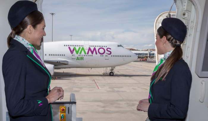 Wamos Air y las ventajas de su servicio de equipaje de mano y facturado