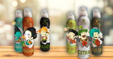 Aceites Maeva y su nueva gama de productos en spray